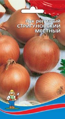 лук чернушка сорт Стригуновский