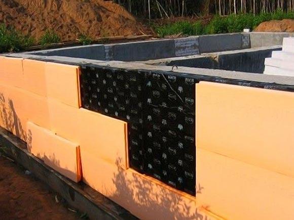 битумные материалы для гидроизоляции цоколя