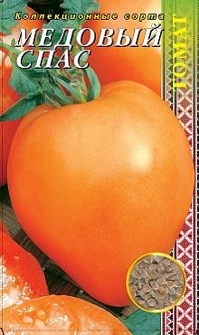 Сорт индетерминантных томатов Медовый спас