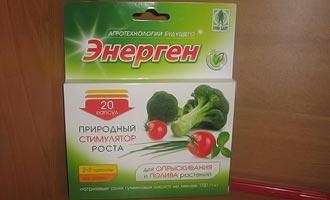 Энерген для подкормки томатов