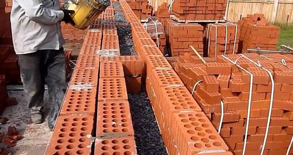 конструкций с многослойными стенами от 40 сантиметров