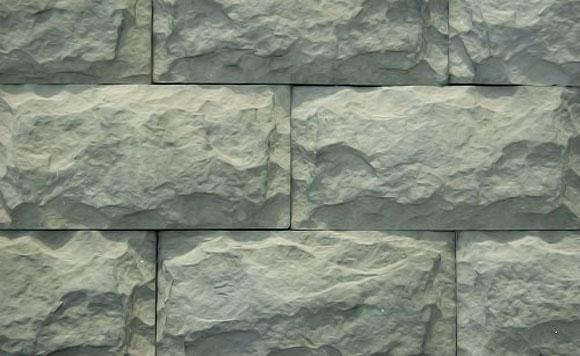 Цокольная плитка «рваный камень»