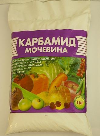 мочевина для подкормки помидор