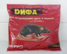 отрава для крысы