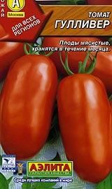 Лучший сорт низкорослых помидор для открытого грунта Гулливер