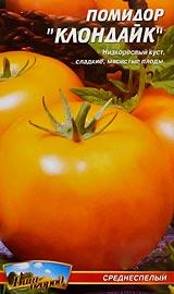 Лучший сорт низкорослых помидор для открытого грунта Клондайк