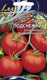 Лучшие сорта низкорослых помидор для открытого грунта Подснежник