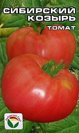 Лучшие сорта низкорослых помидор для открытого грунта Сибирский козырь
