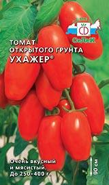 Лучшие сорта низкорослых помидор для открытого грунта Ухажер