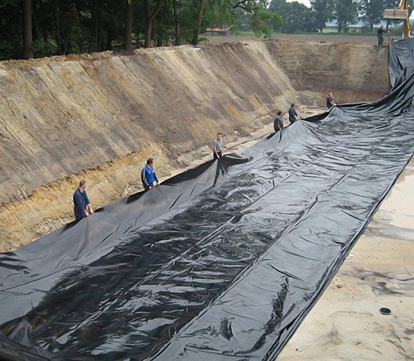 Поливинилхлорид для гидроизоляции фундамента