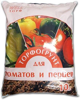 готовый грунт для рассады томатов