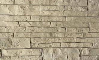 цокольный сайдинг «рваный» камень