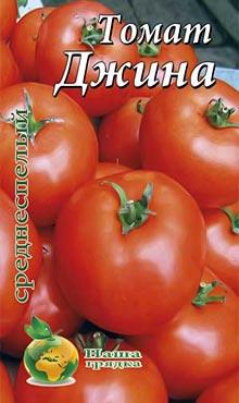 Сорт самоопыляемых томатов? сохраняющий качества сорта Джина