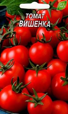 Засолочный сорт самоопыляемых томатов Вишенка