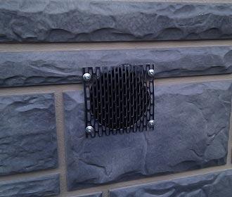 вентиляционные решетки для цоколя