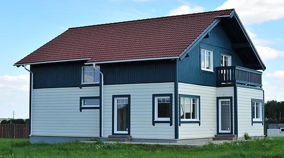 проект дома без цоколя