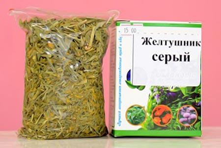 лекарственное растение желтушник