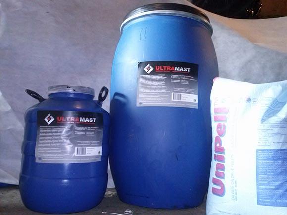 жидкая резина для гидроизоляции