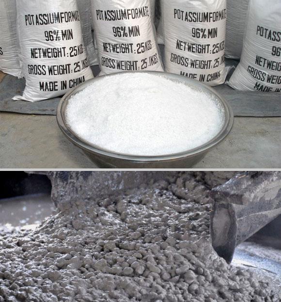 модификаторы для бетона